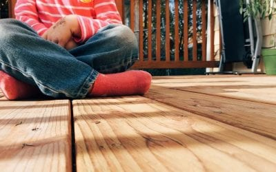 How to Make Your Deck Safer for Kids and Pets