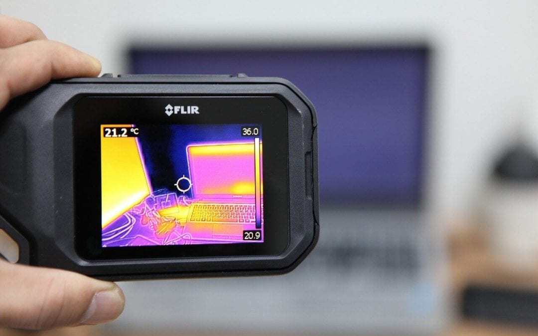 Uses of Infrared Thermal Imaging in Home Inspections