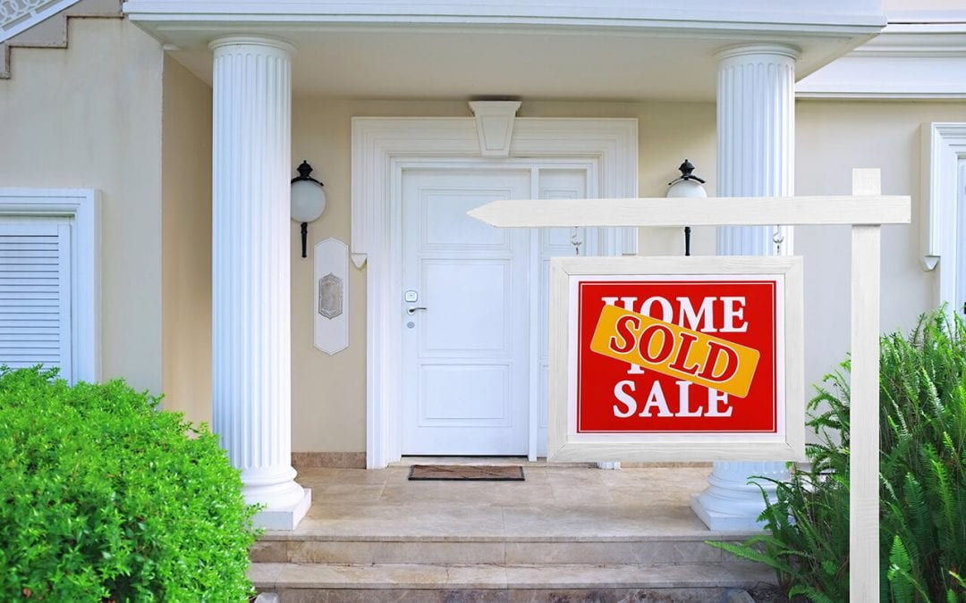 improve curb appeal before putting your home on the market